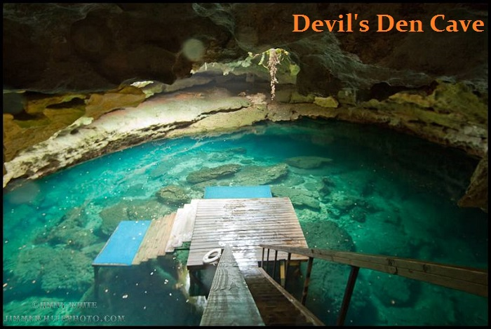 Diving Goethe Trailhead Campground Dunnellon Florida